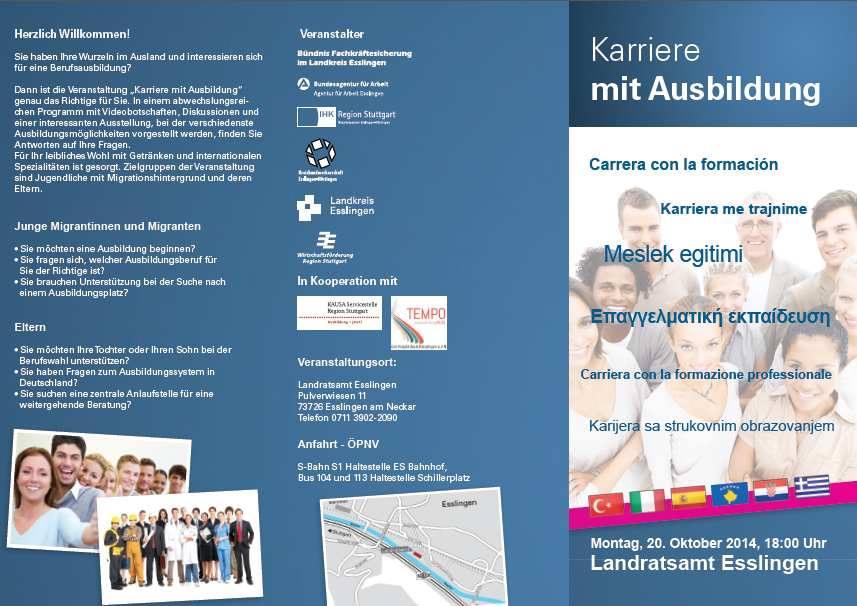 Karriere Landratsamt Esslingen