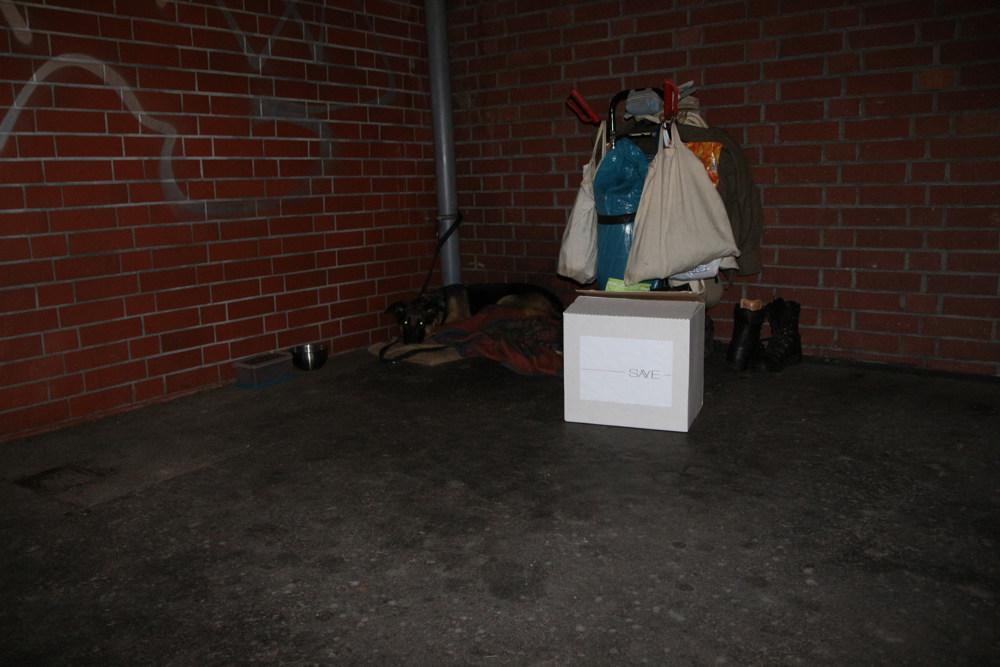 Obdachlos Save Society