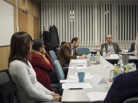 Workshop Asiaten und Diskriminierung
