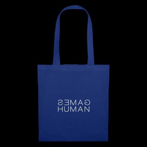 Human Games - Stoffbeutel, Tasche