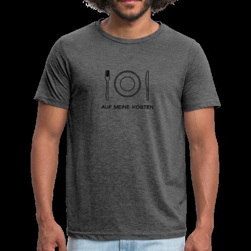 Auf meine Kosten - T-Shirt - Diskriminierung, Mobbing, Altersarmut, Respekt, Toleranz