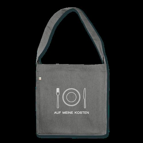 Auf meine Kosten - Designer Tasche - Diskriminierung, Mobbing, Altersarmut, Respekt, Toleranz