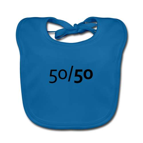 50/50 - Baby Kinderkleidung - Diskriminierung, Mobbing, Altersarmut, Respekt, Toleranz