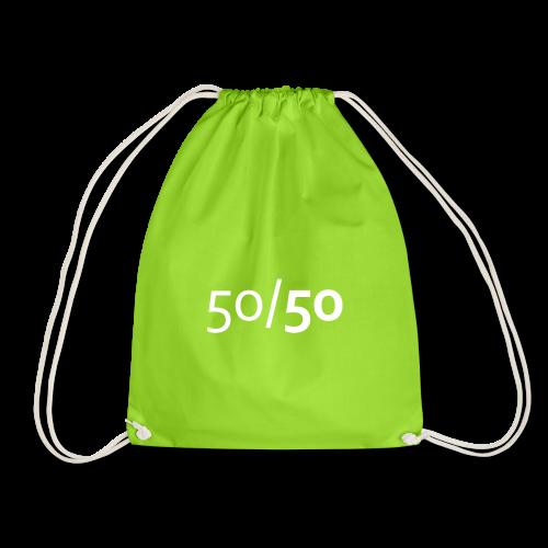 50/50 - Rucksack - Diskriminierung, Mobbing, Altersarmut, Respekt, Toleranz