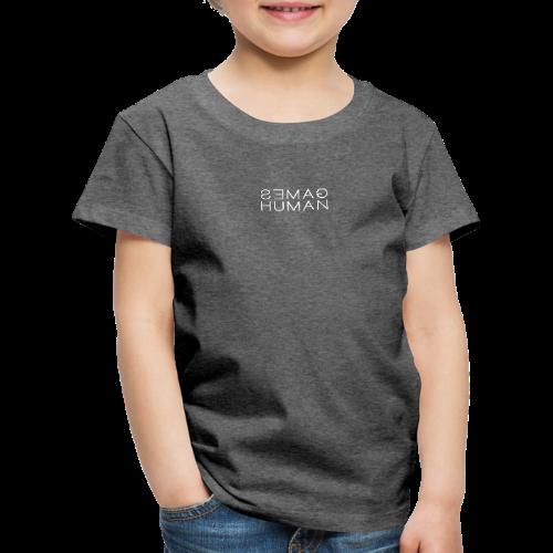 Human Games - Baby Kinderkleidung - Diskriminierung, Mobbing, Altersarmut, Respekt, Toleranz