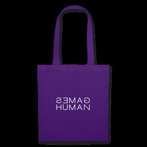 Human Games - Tasche - Diskriminierung, Mobbing, Altersarmut, Respekt, Toleranz