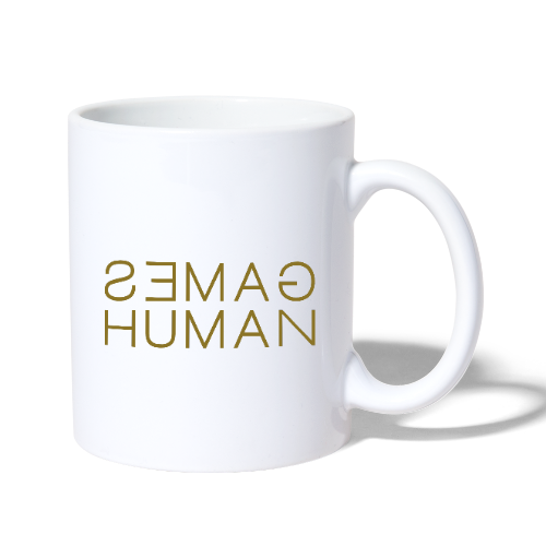 Human Games - Mousepad - Diskriminierung, Mobbing, Altersarmut, Respekt, Toleranz