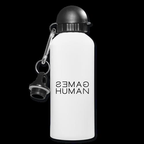 Human Games - Trinkflasche - Diskriminierung, Mobbing, Altersarmut, Respekt, Toleranz