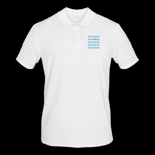 AAAAABA - Poloshirt - Diskriminierung, Mobbing, Altersarmut, Respekt, Toleranz