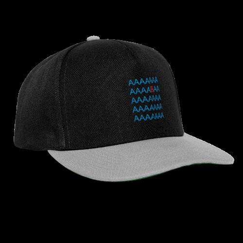 AAAAABA - Cap und Muetze - Diskriminierung, Mobbing, Altersarmut, Respekt, Toleranz