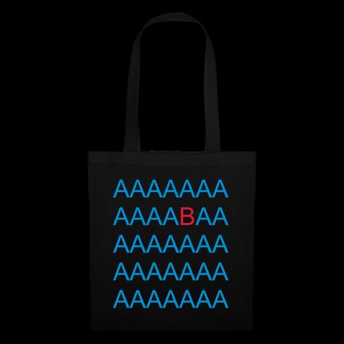 AAAAAABA - Tasche - Diskriminierung, Mobbing, Altersarmut, Respekt, Toleranz