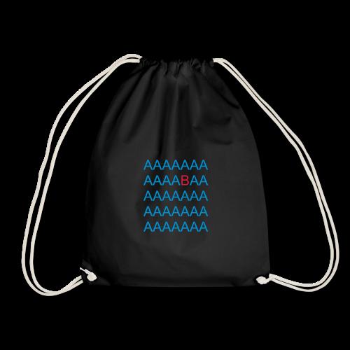 AAAABA - Rucksack - Diskriminierung, Mobbing, Altersarmut, Respekt, Toleranz